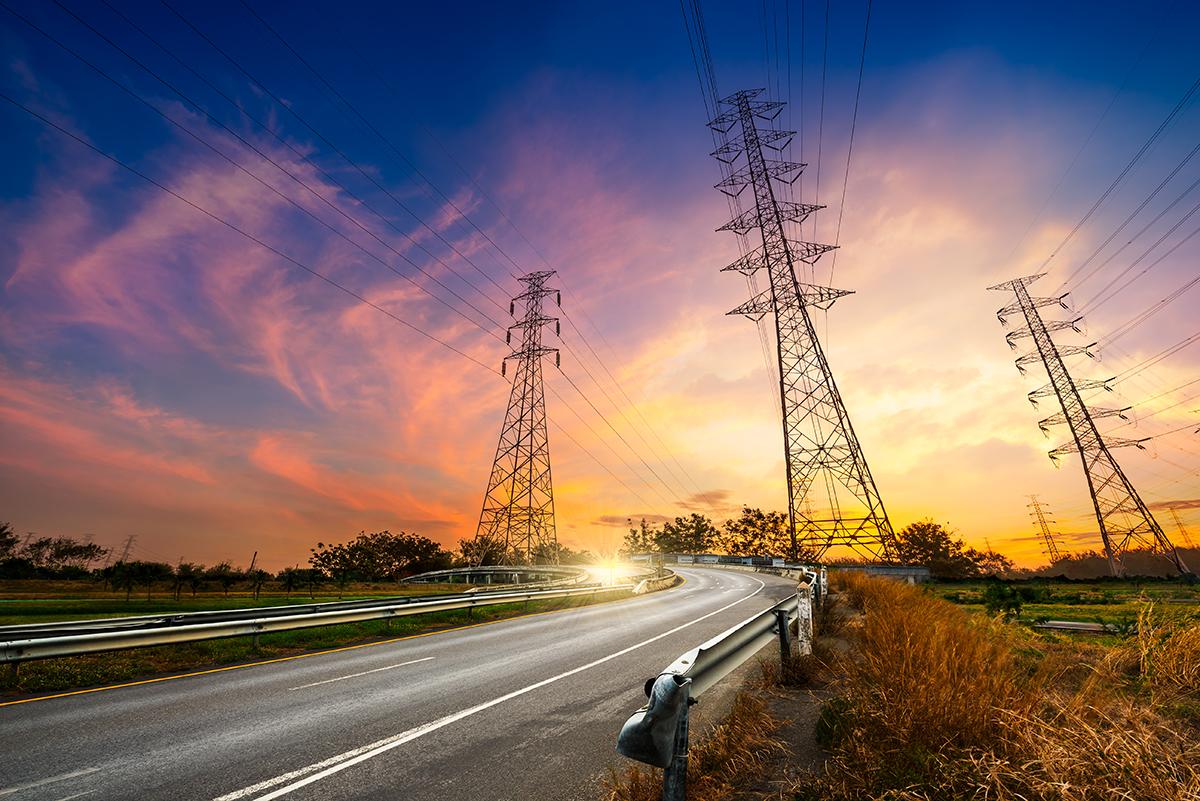 retea distributie energie electrica