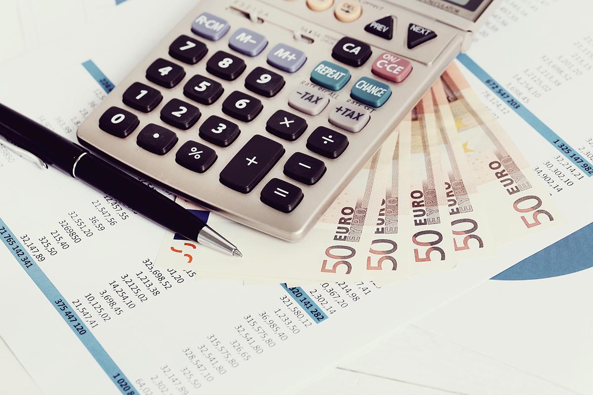 impozite si taxe, contabilitate, calcule, bani
